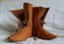 Mittelalterschuhe und Stiefel
