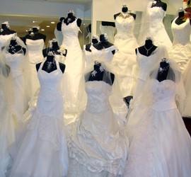 Brautmode – Qual der Wahl