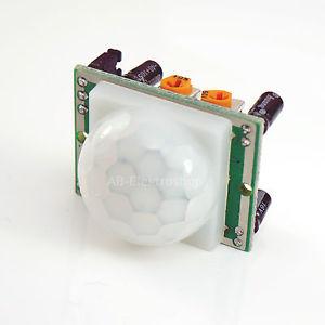 Handelsüblicher PIR Bewegungssensor für den Raspberry Pi und Arduino